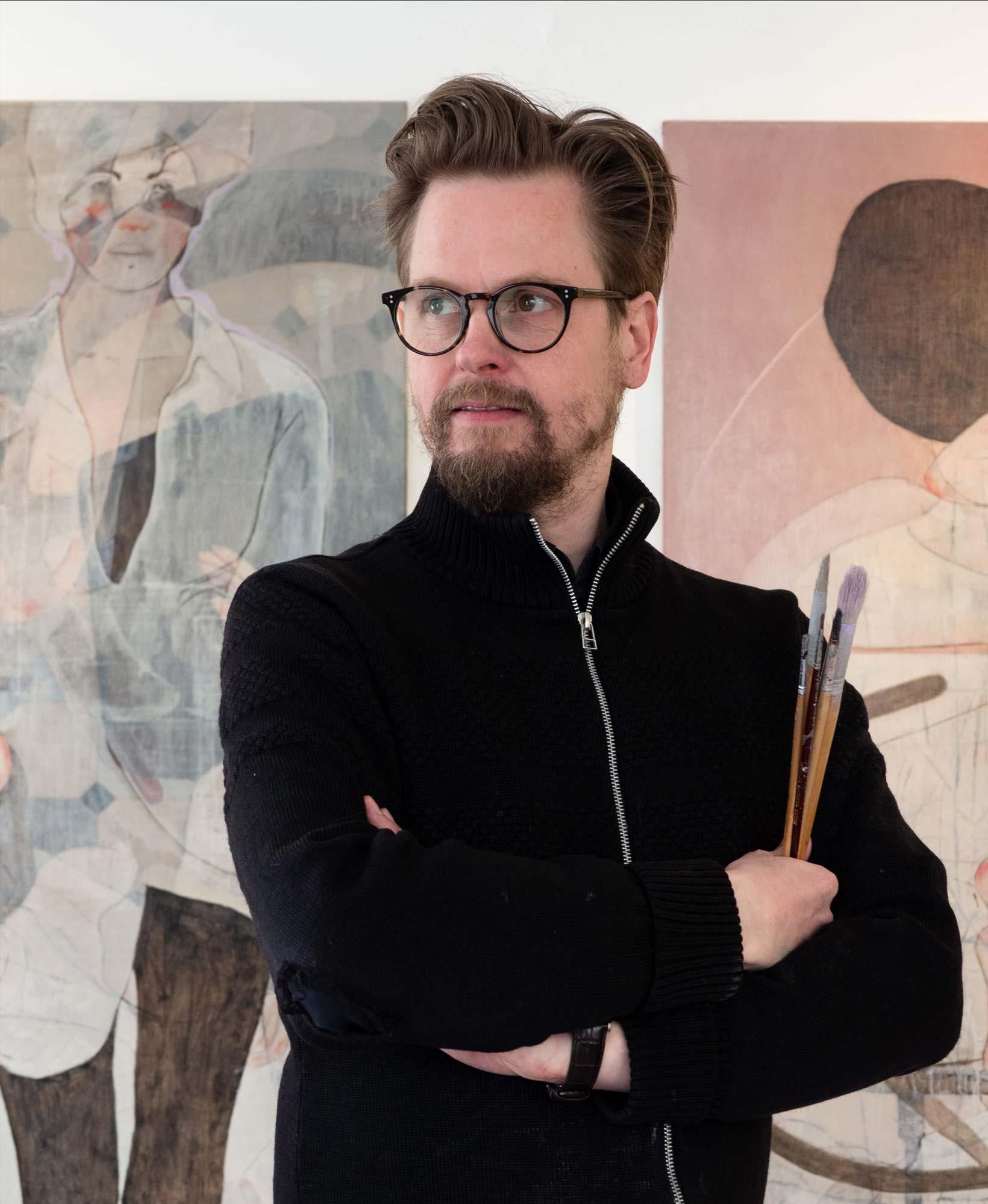 Andre Lundquist portrait