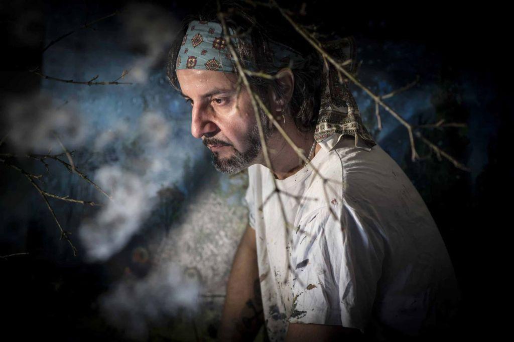 Eric Roux Fontaine portrait par Didier Bizet