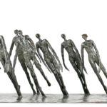 Nancy Vuylsteke – Embrun – bronze – 26 x 59 x 32 cm – 6900 €