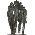 Nancy Vuylsteke de Laps - Elévation - Bronze - 35 x 18 x 15 cm - 5900 €