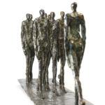 Nancy Vuylsteke de Laps - The way I liked - Bronze - 28 x 15 x 70 cm - 6900 €