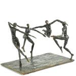 Nancy Vuylsteke de Laps - La Joie - Bronze - 28 x 35 x 45 cm - 6500 €