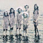 Luc Lavenseau - Biarritz rétro III - huile sur toile - 81 x 100 cm - 3200 €