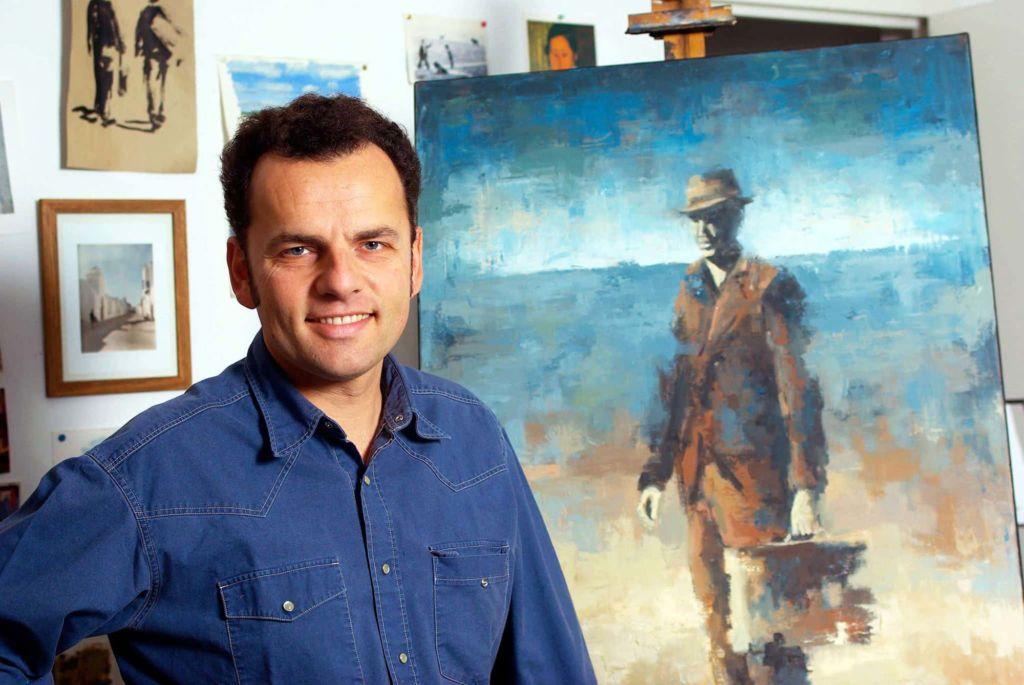 artiste peintre charles ducroux - 1