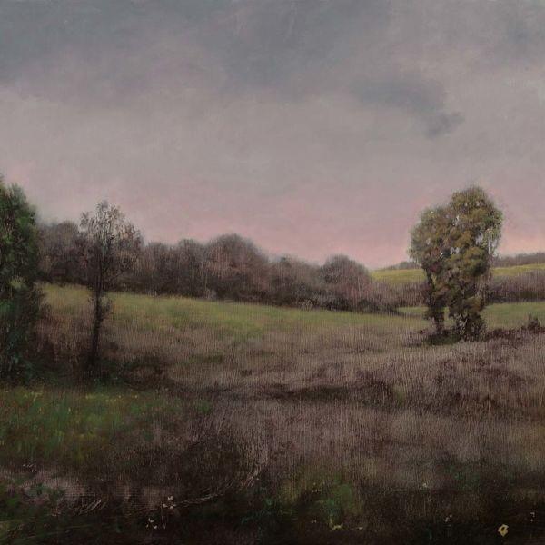 Robert Wellings – After the Storm – huile sur bois – 51 x 81cm – 3500 €