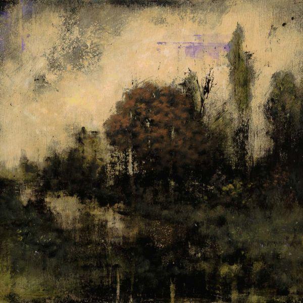 Robert Wellings – Reverie Place – huile sur bois – 40 x 50 cm – 2500 €