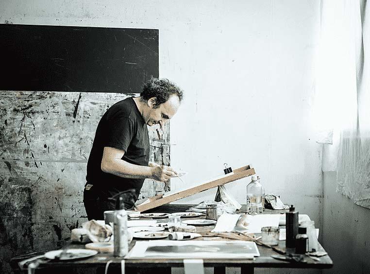 robin goldring peintre - 1