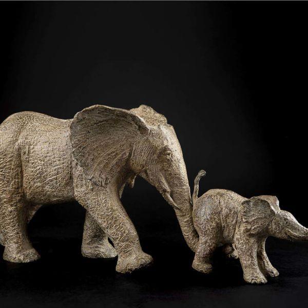 Sophie Verger – En route ! – Bronze – 24 x 55 x 14 cm – 3800 €