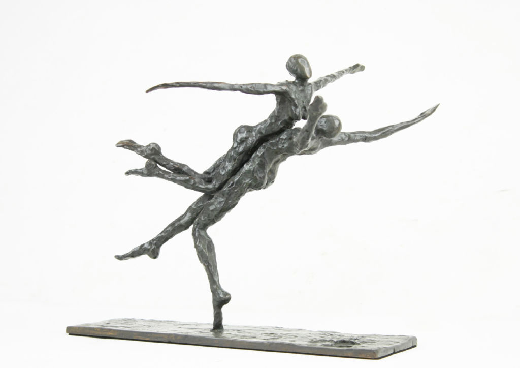 Nancy Vuylsteke de Laps - Emotion - Bronze - 30 x 34 x 28 cm - 3600 €