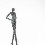 Nancy Vuylsteke de Laps - Matador - Bronze - 45 x 38 x 12 cm - 2700 €