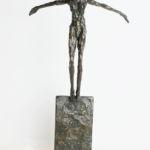Nancy Vuylsteke de Laps - Escapade - Bronze - 39 x 25 x 10 cm - 2500 €