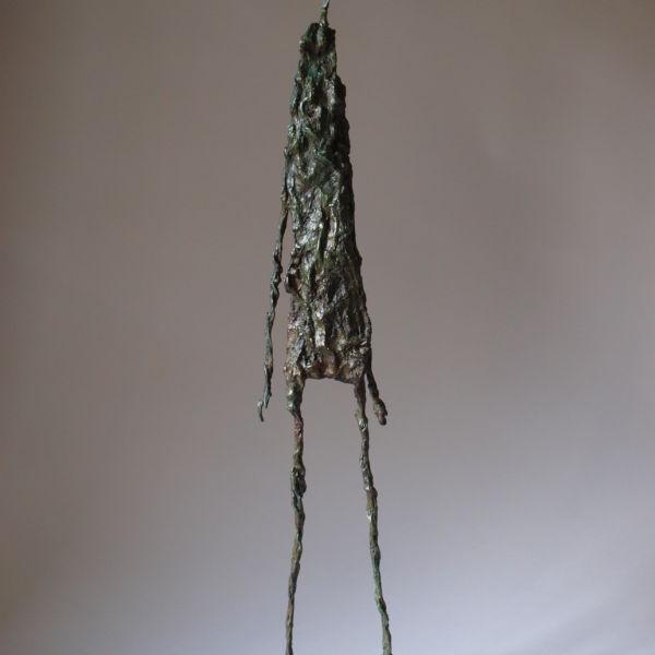 Christophe Rouleaud - Sous les étoiles - bronze - 85 x 18 x 9 cm - 3500 €