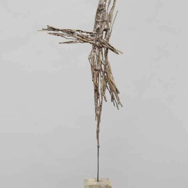 Christophe Rouleaud - Icare II - bronze - 150 x 58 x 20 cm - 6200 €