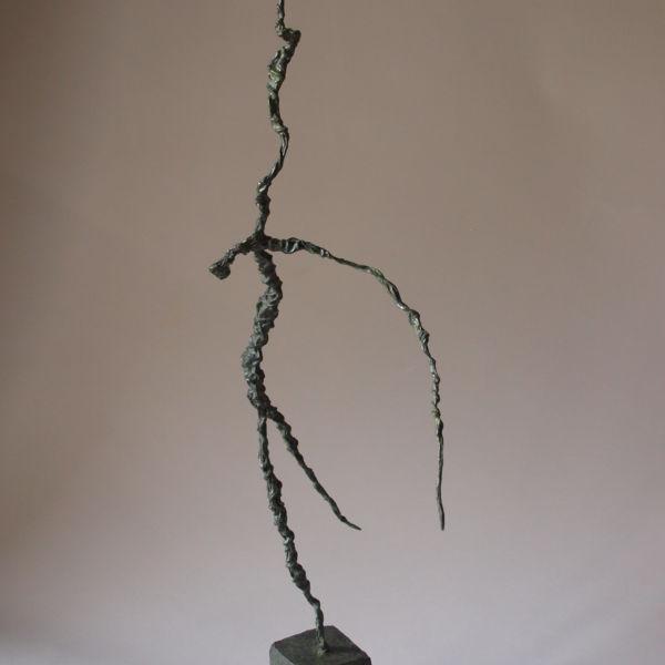 Christophe Rouleaud - Icare - bronze - 140 x 11 x 40 cm - 3200 €