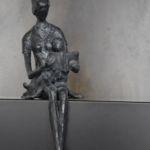 Valentine Laude - Il était une fois - bronze n°1/8 - 45 x 16 x 30 cm - 4900 €