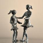 Valentine Laude - Dis maman - bronze pièce unique - 12 x 11 x 6 cm - 1300 €