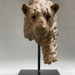 Isabelle Carabantes - Léopard - bronze - 61 x 48 x 30 cm - 12000 €