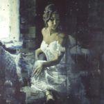 Luc Lavenseau - Belle - huile sur toile - 92 x 73 cm - 3000 €